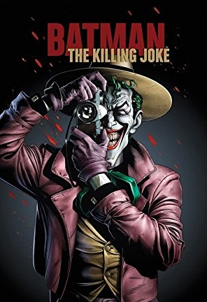 Poster of Batman: The Killing Joke